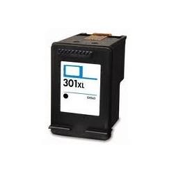 Cartouche noir générique pour HP deskjet 1050 / 2050 / 3050 ... (N°301XL)