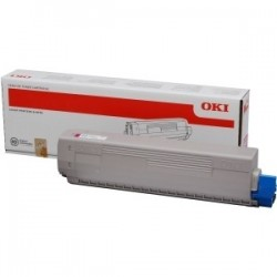 Toner magenta Oki pour C831 / C841