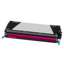 Toner magenta générique pour Lexmark C734 / C736 / X734 / X736 / X738