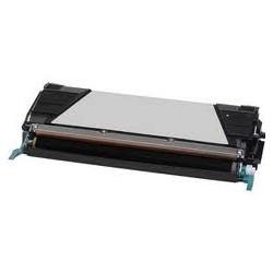 Toner noir générique pour Lexmark C734 / C736 / X734 / X736 / X738