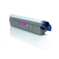 Toner magenta générique pour Oki C8600 / C8800