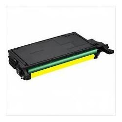 Toner jaune générique pour Samsung CLP-770nd ...