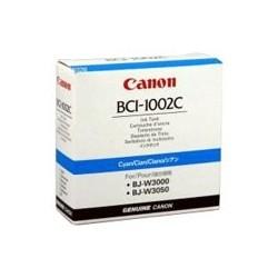 Cartouche cyan Canon pour BJ W3000 ... (BCI-1002C) (48)