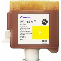 Pigment jaune Canon pour BJW 8200 (BCI1421)