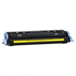 Toner jaune générique haute qualité pour HP Color LaserJet 2600n (124A)