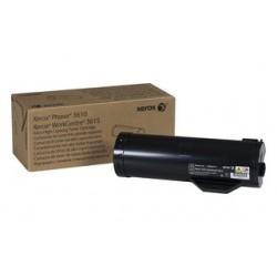 Toner noir extra haute capacité Xerox pour phaser 3610 / workcentre 3615