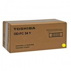 Tambour jaune Toshiba pour e-studio 287cs / 347cs / 407cs (6A000001579)