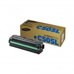 Cartouche toner Samsung Cyan pour SL-C2670FW / SL-C2620DW (SU035A)