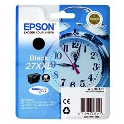 Cartouche d'encre noire XXL Epson pour WorkForce WorkForce 3620.. (n°27XXL) (réveil) (C13T27914012)