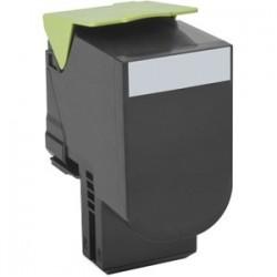 Toner noir générique haute capacité pour Lexmark CS310 / CS410 / CS510 .... (702HK)