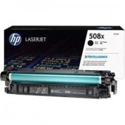 Toner noir HP haute capacité pour Color LaserJet Enterprise M552 / M553.... (508X)