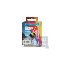 Cartouche d'Encre Couleur Olivetti B0043