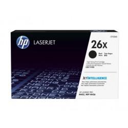 Toner noir HP Haute Capacité pour LaserJet Pro M402 / M426 .....(26X)