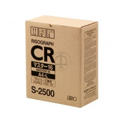 2 * Master Riso CR 1610/1630 (Format A4) (S2500)
