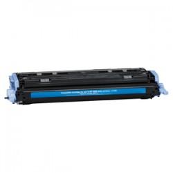 Toner cyan générique haute qualité pour HP Color LaserJet 2600n (124A)