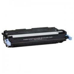 Toner noir générique qualité pro pour HP Color Laserjet 3600/3800/CP3505 (501A)