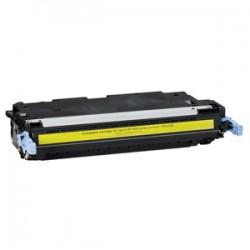 Toner jaune générique qualité pro  pour HP color laserjet 3800 / CP3505