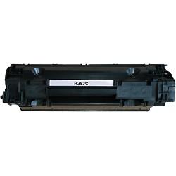 Toner générique pour HP LaserJet Pro MFP M125 / M126 ... (83A)
