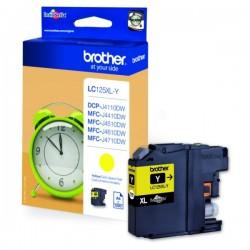 Cartouche jaune XL Brother pour DCP J4110dw / MFC J4410dw