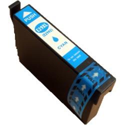 Cartouche Cyan Générique Haute Capacité pour Epson Expression Home XP-235 / XP332 / XP-432 ... (n°29XL - fraise)