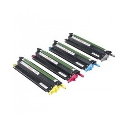 Pack de 4 Photoconducteurs DELL pour C2660dn / C2665dnf  (TWR5P)  (724-10352) (593BBEJ)