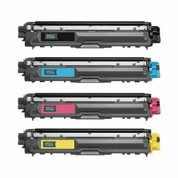 Pack de 4 toners génériques pour Brother DCP9020 / HL3150 ....
