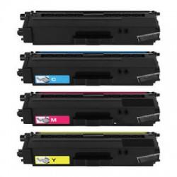 Pack de 4 toners génériques pour Brother HL-L8350CDW / MFC-L8450CDW