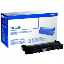 Cartouche toner Brother TN2310 Noir pour HL L2300D/ L2340/ DCP-L2500 ....