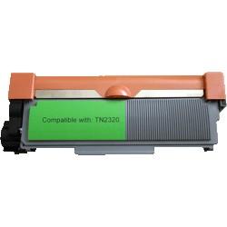 Cartouche toner générique pour Brother HL L2300D / HL-L2340DW .....(TEL-TN-2320)