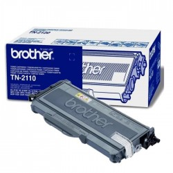 Toner Noir Brother pour HL 2140 / 2150N / 2170W (TN2110)