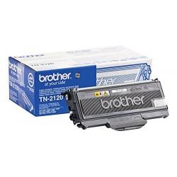 Toner Noir Brother haute capacité pour HL 2140 / 2150N / 2170W (TN2120)