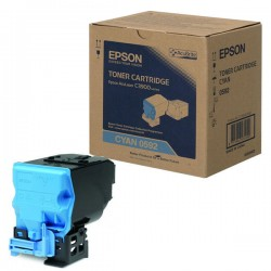 Toner cyan Epson pour aculaser C3900/CX37DTN/CX37DN...