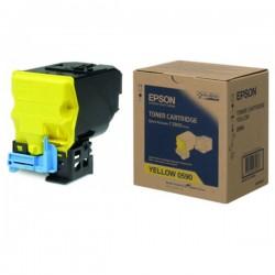 Toner jaune Epson pour aculaser C3900/CX37DTN/CX37DN...