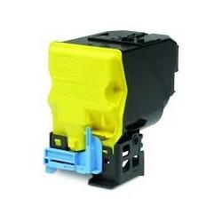 Toner jaune générique pour Epson aculaser C3900/CX37DTN/CX37DN...