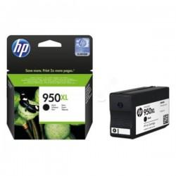 Cartouche noire HP pour officejet pro 8100 / 8600 (N°950XL)