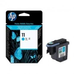 Tête d impression Cyan HP pour Business Inkjet 1100 .. (N°11)
