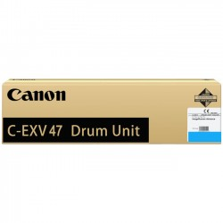 Tambour Cyan Canon pour imageRUNNER ADVANCE C250i/ 350if/ 351if (C-EXV47)