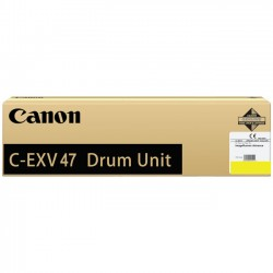 Tambour Yellow Canon pour imageRUNNER ADVANCE C250i/ 350if/ 351if (C-EXV47)