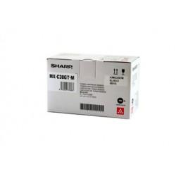 Toner magenta Sharp pour copieur MX-C250F/ C300P (MXC30GTM)
