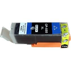 Cartouche noire générique pour Canon PGI-550XL Pixma MG5450 / MG6350...