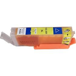 Cartouche jaune générique pour Canon CLI-551YXL Pixma MG5450 / MG6350...