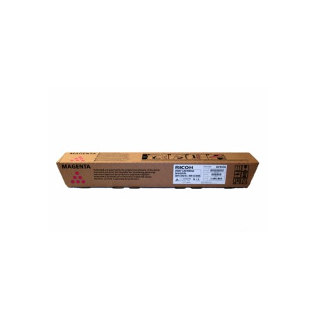 Toner magenta Ricoh pour Aficio MPC 2800 / MPC 3300...(842045)