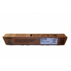 Toner cyan Ricoh pour Aficio MPC 2800 / MPC 3300...(842046)