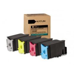 Pack de 4 toners génériques pour Sharp MX-C250F/ C300P