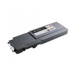 Toner noir haute capacité DELL pour C3765 / C3760 ...