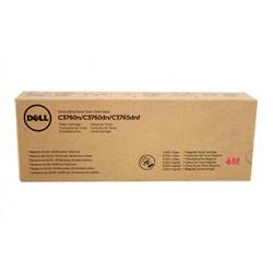 Toner magenta extra haute capacité DELL pour C3765 / C3760 ...