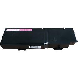 Toner magenta extra haute capacité générique pour DELL C3765 / C3760 ...
