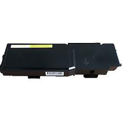 Toner jaune extra haute capacité générique pour DELL C3765 / C3760 ...