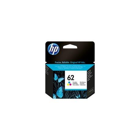 C2P06AE - HP 62 cartouche d'encre trois couleurs authentique