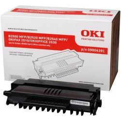 Toner noir Oki pour B2500MFP / B2520MFP / B2540MFP